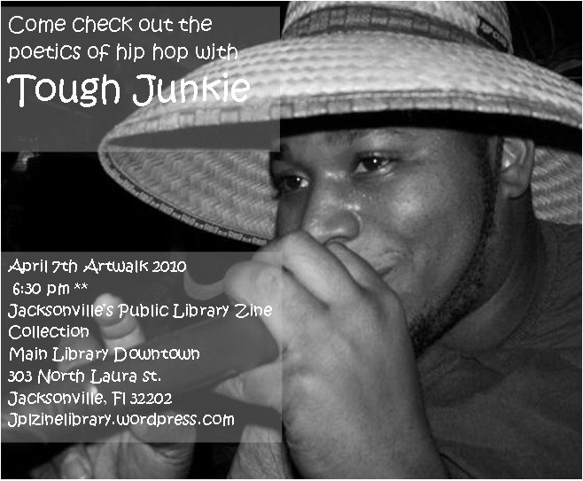 Tough Junkie flyer